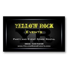 Yellow Rock Event Center, Amarillo